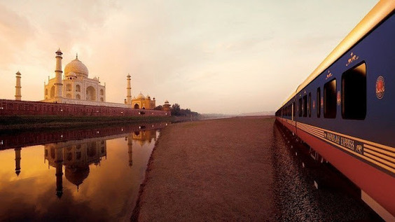 Luxury Trains Travel | Indian Luxury Trains