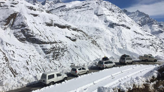ROHTANG PASS PERMIT ON MOBILE APP 2018!!