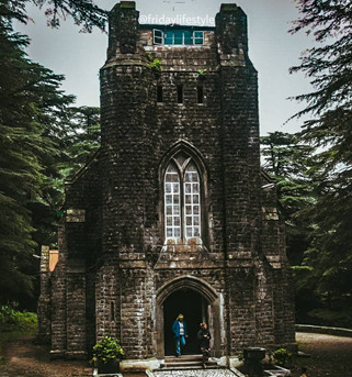 St.John in the Wilderness Church - Mcleodganj