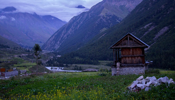 Chitkul - Last Village on India-Tibet Border