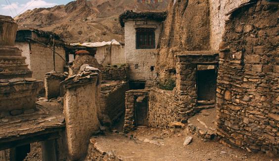 "Deepest secrets of the Himalayan Wonderland ""Ladakh"""