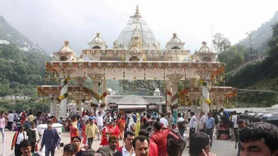 Vaishno Devi increases the daily limit of tourists to 500