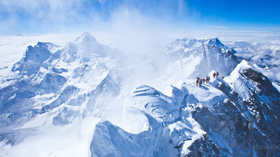 Everest - A Time-Lapse