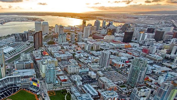 San Diego East Village Skyline cropped s