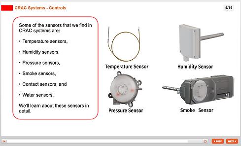 crac systems - controls