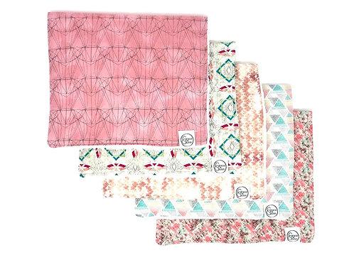 Burp Cloths - Avery Collection