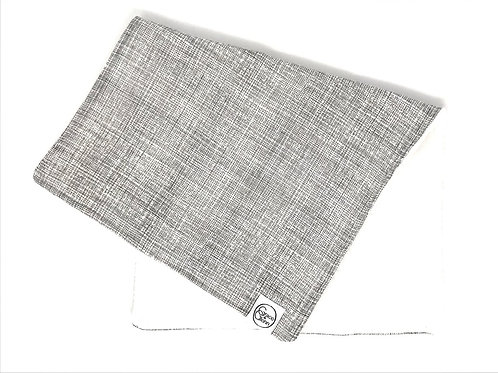Burp Cloth - Add-on Collection - Grey