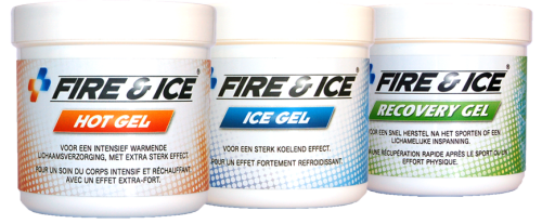 Fire & Ice products of ISP