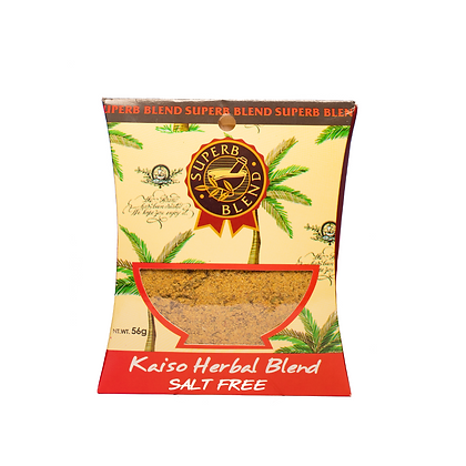 Kiaso Herbal Blend (Salt Free)