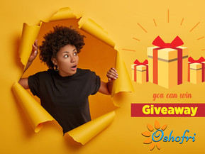 Win Giveaways on Oshofri