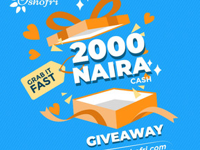 N2k Instant Cash Giveaway To First Three Member To Drop Their Account Number