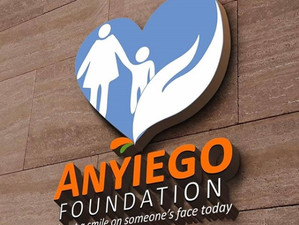 Anyiego Foundation... lets put a smile on someone's face today.