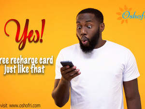 4 Lucky winners to get 1k worth airtime!