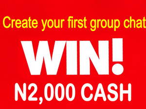 Three Lucky Member To Win N2000 Cash Giveaway