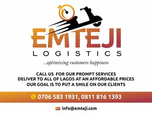Emteji_logistics 5k Cash Giveaway to one Oshofri lucky member.