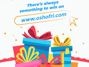 There's Always Something To Win On Oshofri