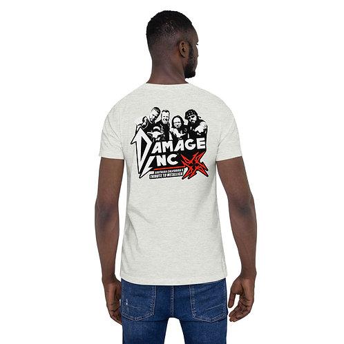 Band Pic Short-Sleeve Unisex T-Shirt (Light Colors)