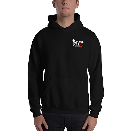 Band Logo Pullover Hoodie - Unisex