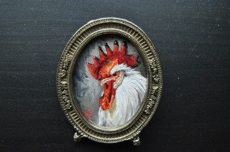 Chanticleer Miniature
