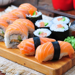 Sushi Island vs Oishii Sushi: Review