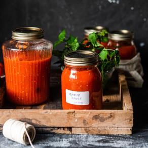Hadley's Marinara Sauce
