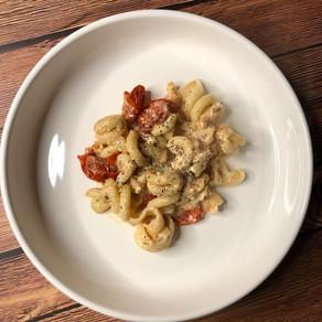 Baked Feta and Tomato Pasta
