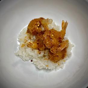 Firecracker Shrimp!