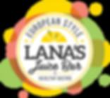 LanasJuiceBar_HealthyBistro_LOGO YELLOW.