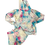 Thumbnail: Conjunto tie dye blusa com capuz e shorts