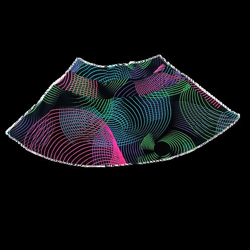 Saia shorts neon
