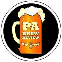 PA Brew Review Logo Transparent Backgrou