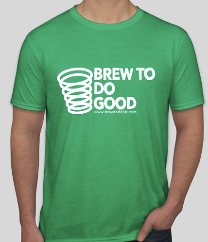 Brew to Do Good T-shirt