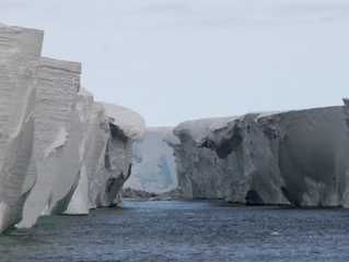 Texas-sized Chunk of Antarctica Melts Off