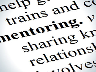 Finding Inspiration in Mentoring (and more)