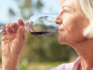 Moderate Alcohol + Caffeine Contribute to Longevity