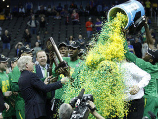 Oregon Ducks' Basketball Makes History