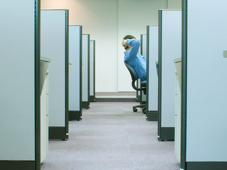 Resist Old Routines When Returning to the Office