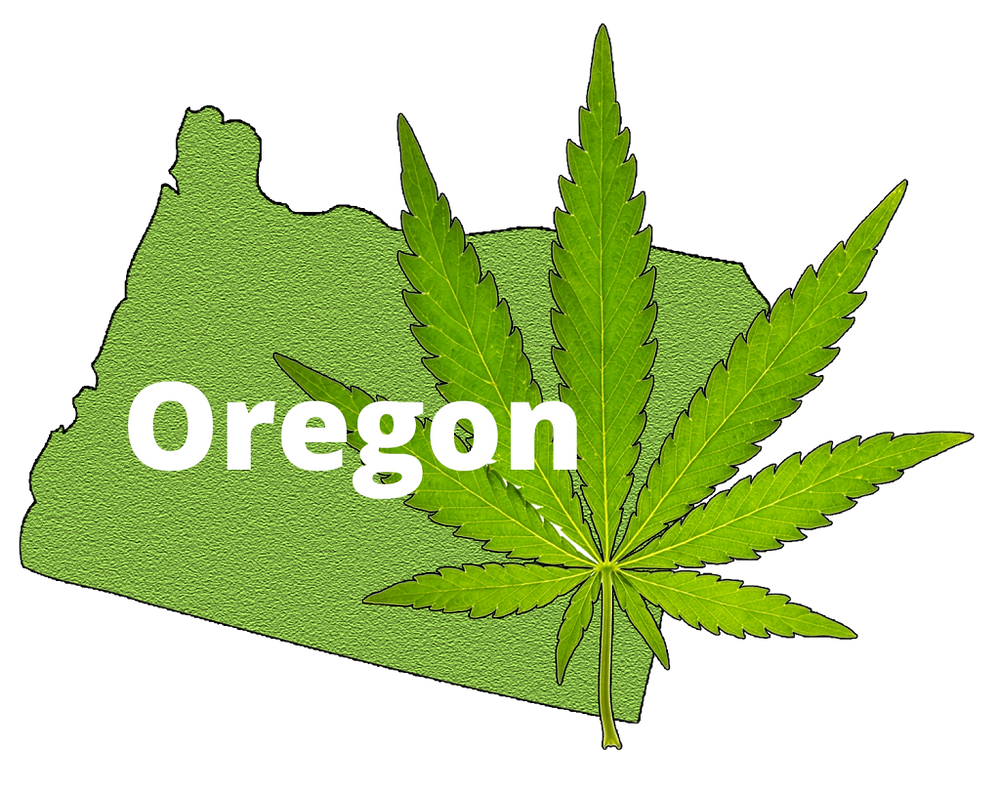 oregon's marijuana market