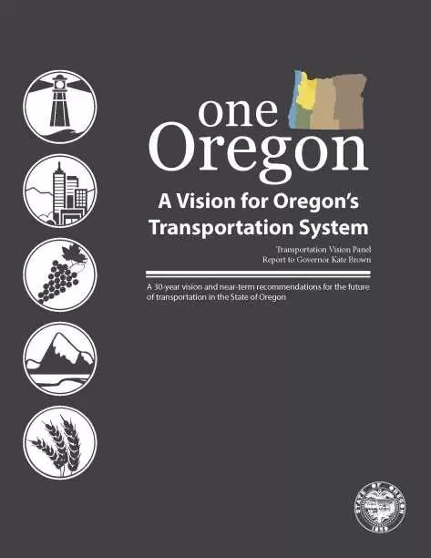 one oregon: oregon transportation system