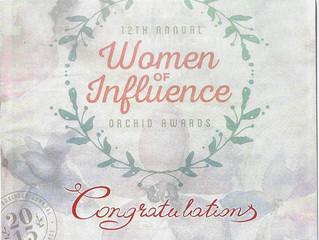 Debra Dunn Receives 'Women of Influence' Award