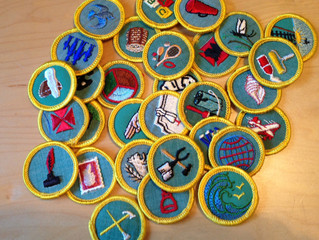 Girls Scouts Partner on Intellectual-Property Badge