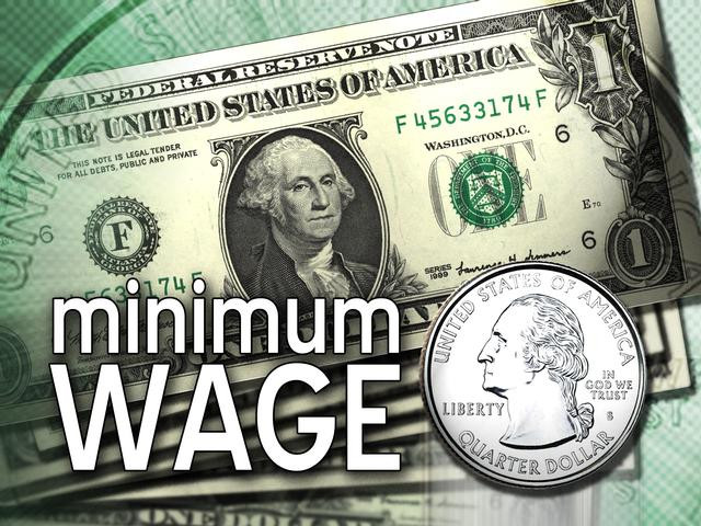 oregon's new minimum wage law
