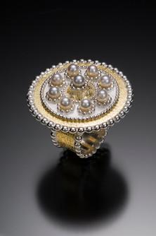 Byzantine Medallion Ring