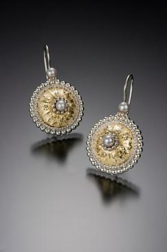 Byzantine Sunrise Earings