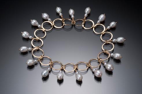 Dangle Bangle Bracelet