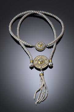 Byzantine Coronation Necklace