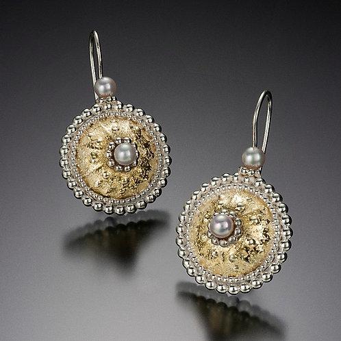 Byzantine Sunrise Earrings