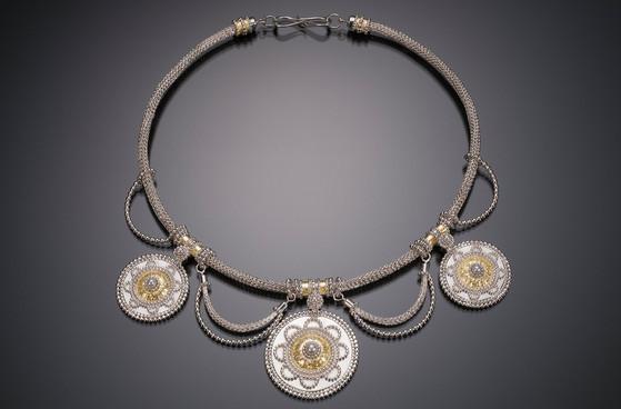 Byzantine Collar