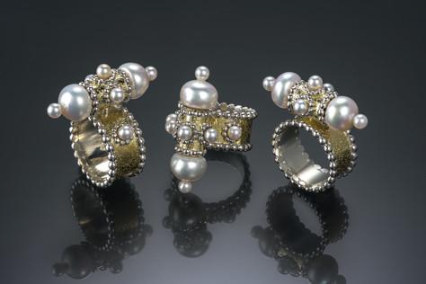 Byzantine Coronation Rings
