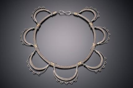Woven collection Elizabethan Collar#2